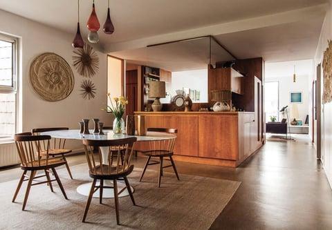 Parisian Home Of Jean Touitou