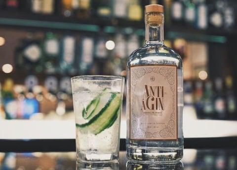 anti-aging gin