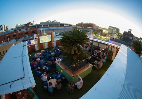 Beer Gardens Adelaide