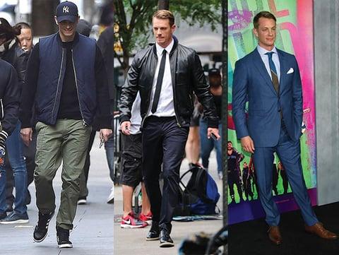 Joel Kinnaman Fashion
