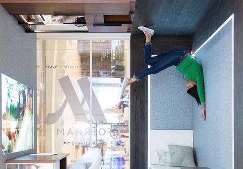 Marriott Gravity Room
