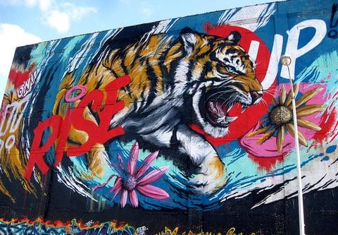 Australian Street Artists