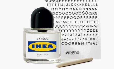 Byredo x Ikea