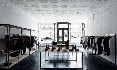 Menswear Shops New York