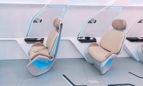 Hyperloop Seats