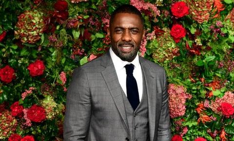 Idris Elba Suit