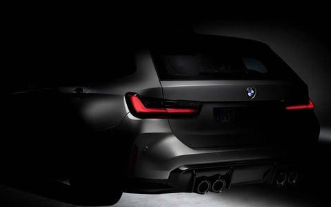 BMW M3 Touring Prototype