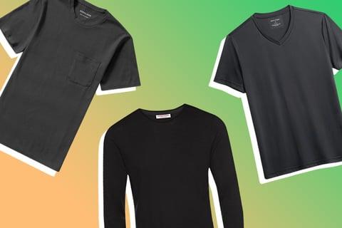 Dmarge best-black-t-shirts-men Featured Image