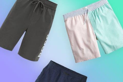 Dmarge mens-pajama-shorts Featured Image