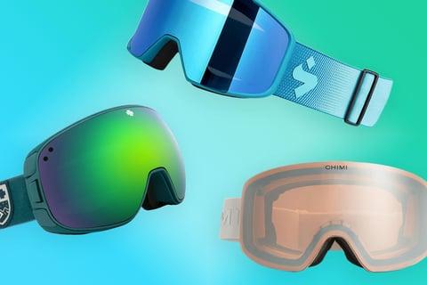 Ski & Snowboard Goggles Featured Image