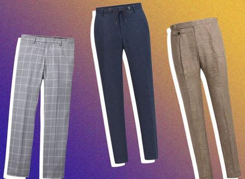 Dmarge best-plaid-check-pants-men Featured Image