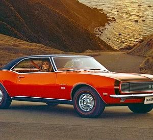 1968-Chevrolet-Camaro-SS-RS-front-three-quarter