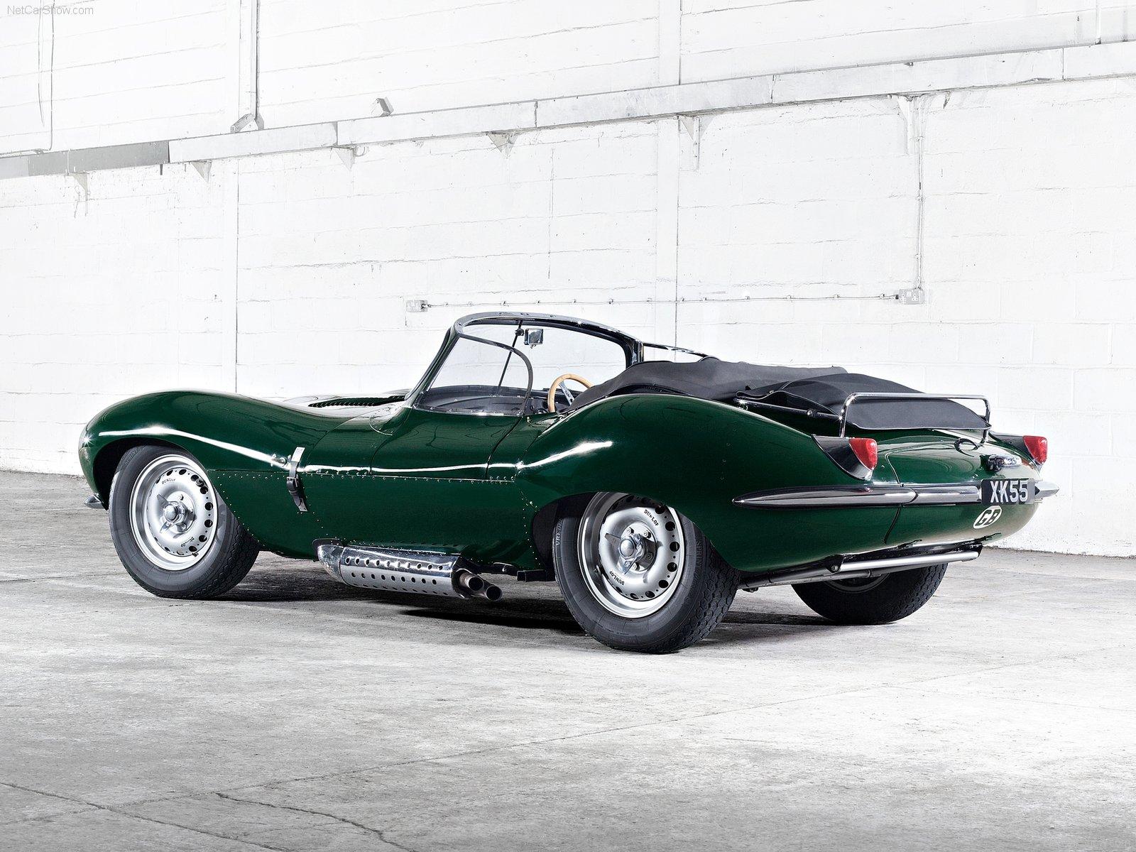 1957 Jaguar XK-SS | D'Marge