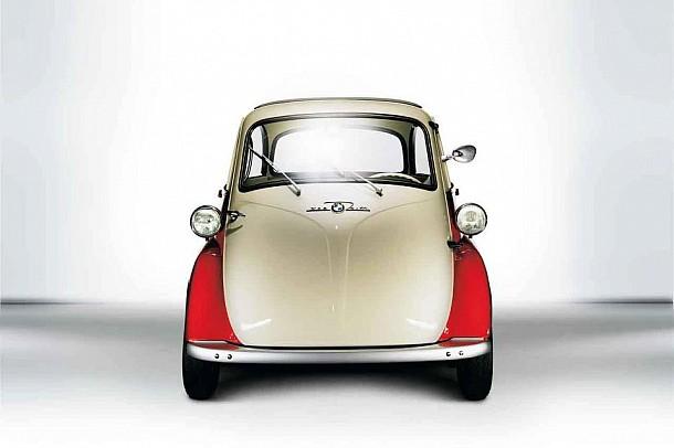 1952 BMW Isetta