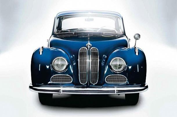 1952 BMW 501 Barockengel