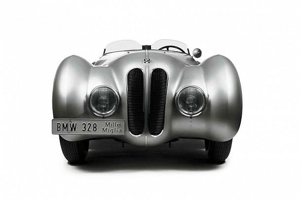1939 BMW 328 Mille Miglia