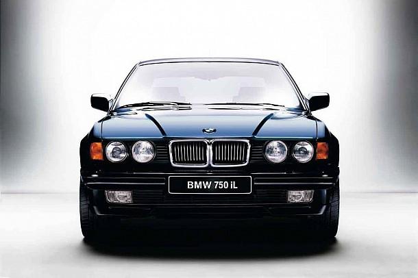 1987 BMW 750 iL