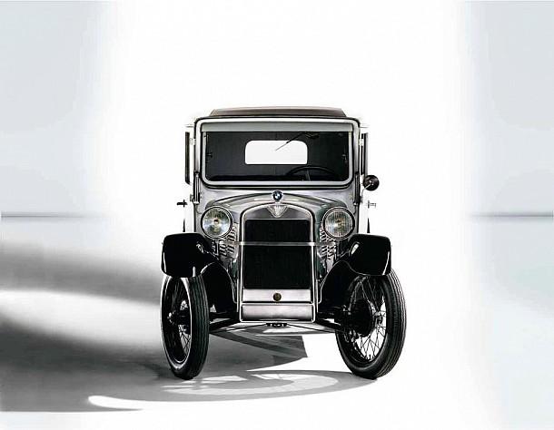 1928 BMW 3 15