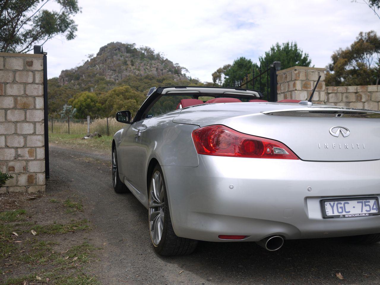 Infiniti G37 Drive Day