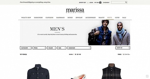 55  Best Men's Online Shops For Fashion & Clothes