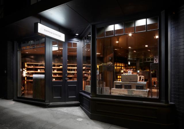 Menswear Shops Sydney