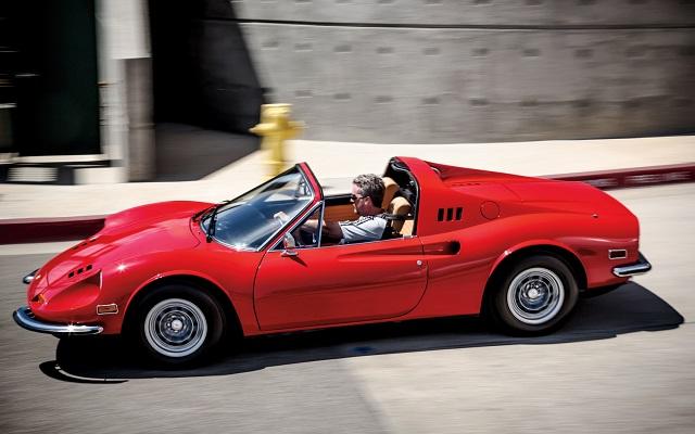 5 Best Vintage Ferraris Of All Time