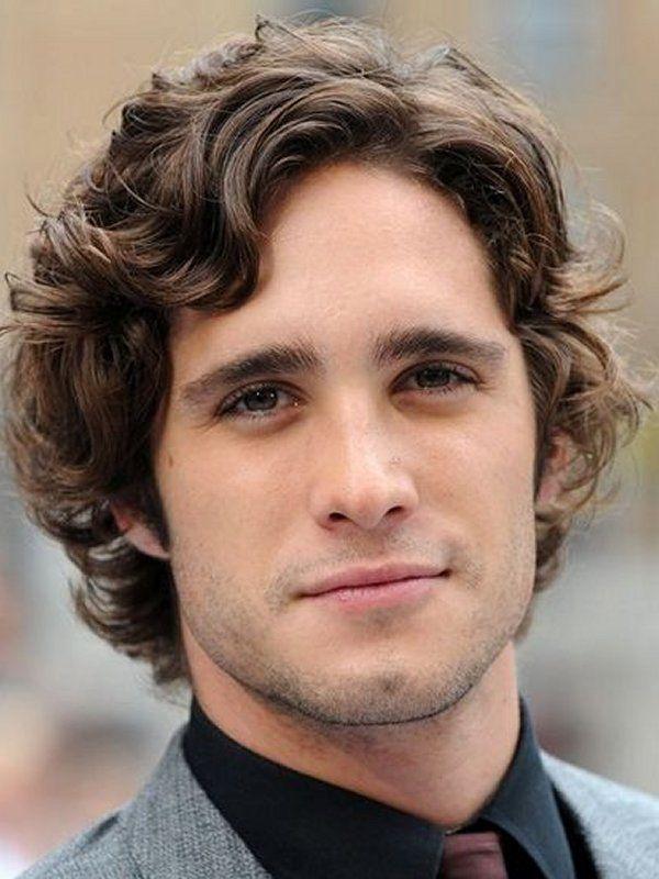 Hair mid male length Medium Hair