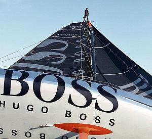 Hugo Boss Mast Walk - 11