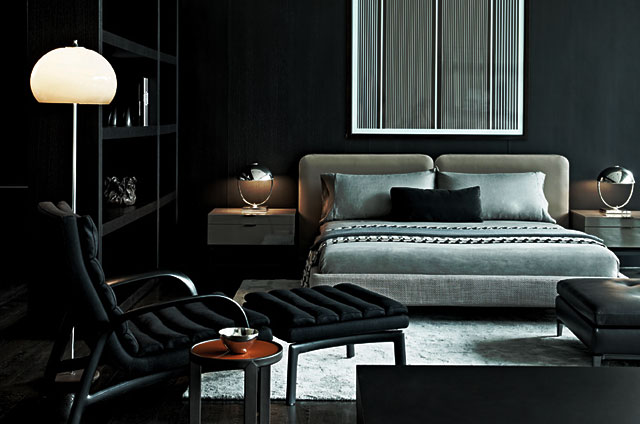 Masculine Bedroom 101 - Interior Design Tips