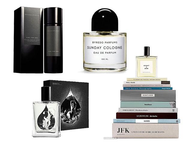 5 Essential Aromatic Fragrances For Men