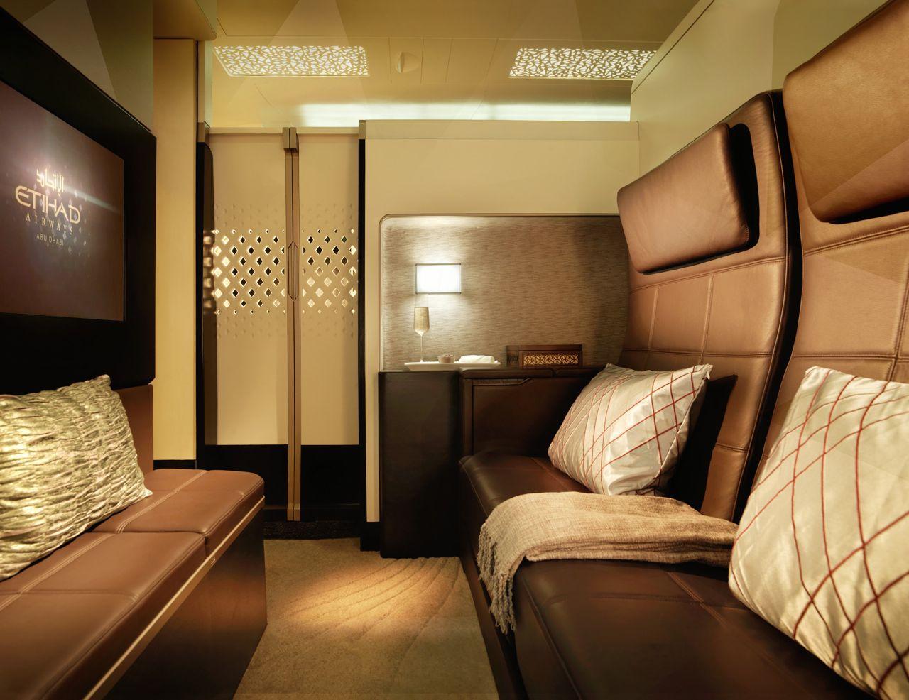 Etihad Airways Unveil Airbus A380 and Boeing 787 Interiors