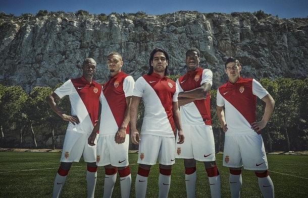 Monaco FC Home Kit - 5