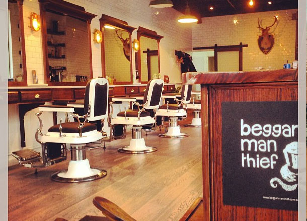 how to become a barber in melbourne