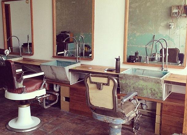 Barber shops Melbourne