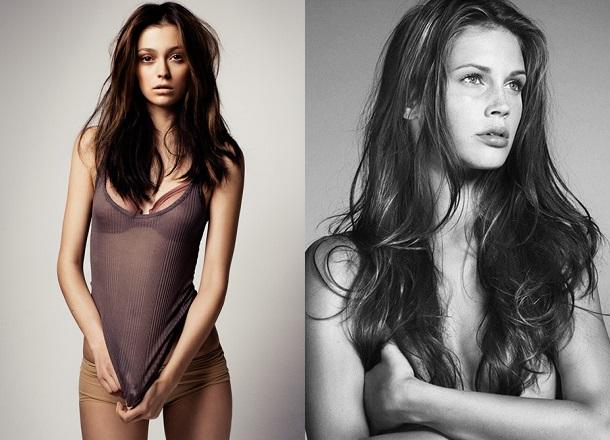 Models - Magazine cover