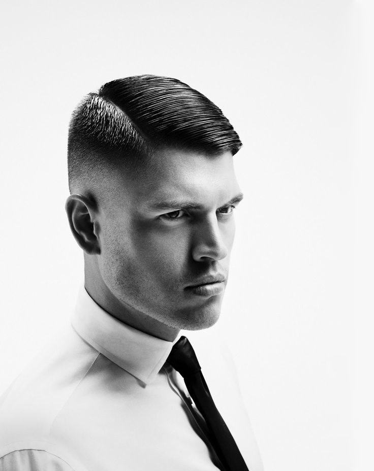 40 Men's Slick & Shiny Hairstyle Ideas That Will Get Heads Turning