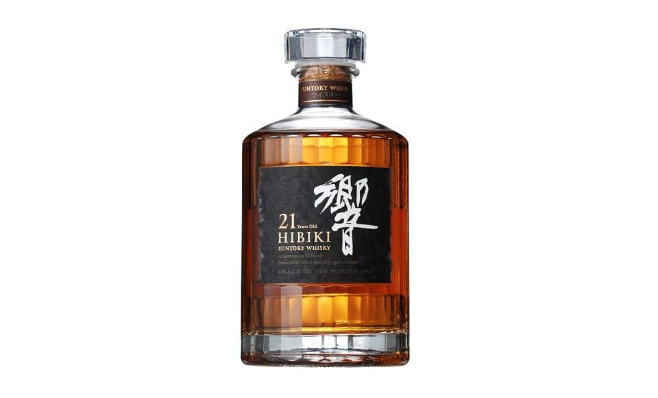 Suntory Hibiki 21 Year Old