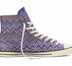 Convserse x Missoni Sneakers - 1