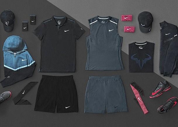 Nike US OPEN 2014 Tennis Kits - 08