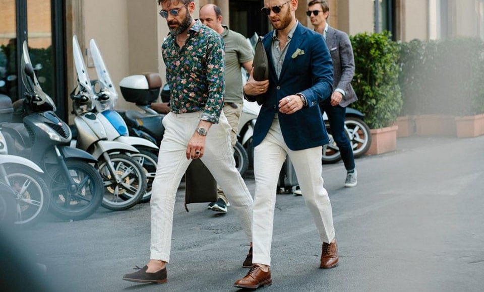 Men's Fashion Risks That Will Make You Stand Out For The Right Reasons