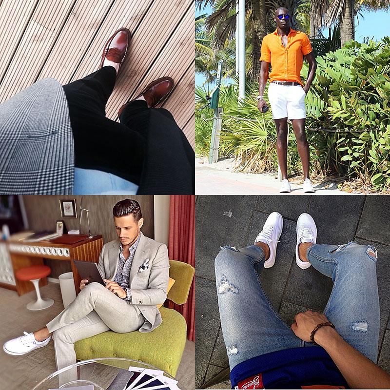 Best & Worst Men's Fashion Instagrams of the Week [10.08.14]