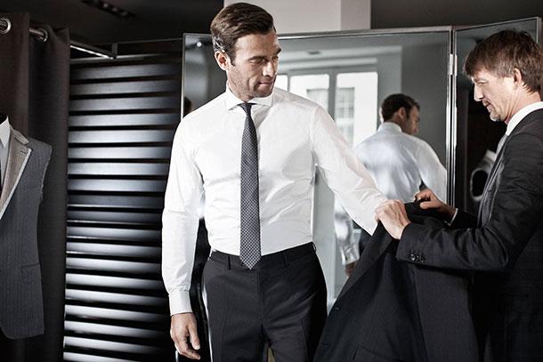 How Should A Suit Fit