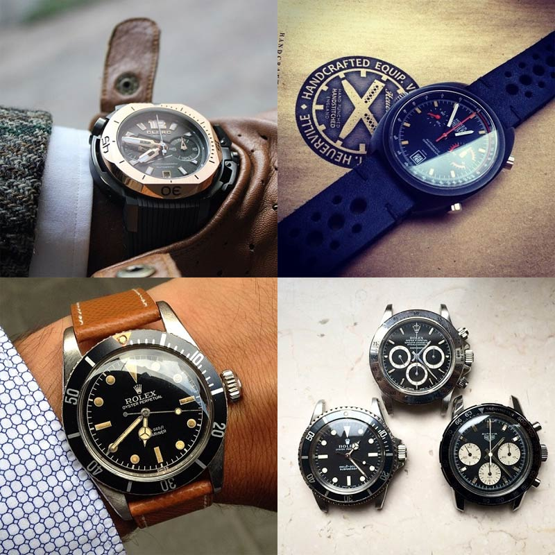 10 Gentlemanly Watch Instagrams To Follow