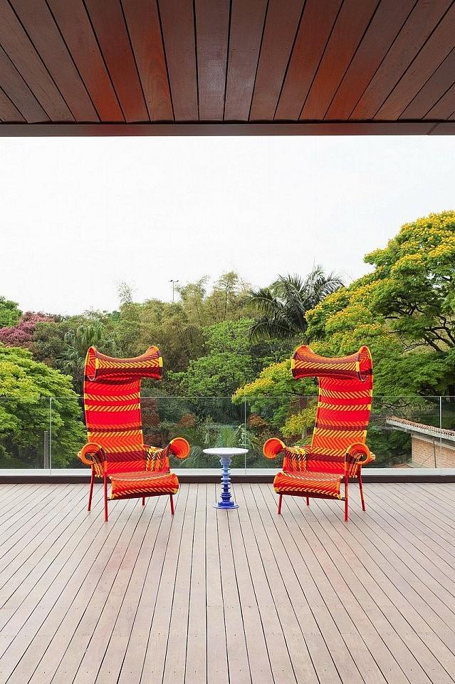 Retro Living: Casa IV by Suite Arquitetos