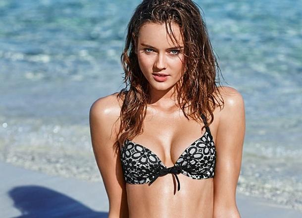 Jac Jagaciac For Victoria's Secret Swimwear