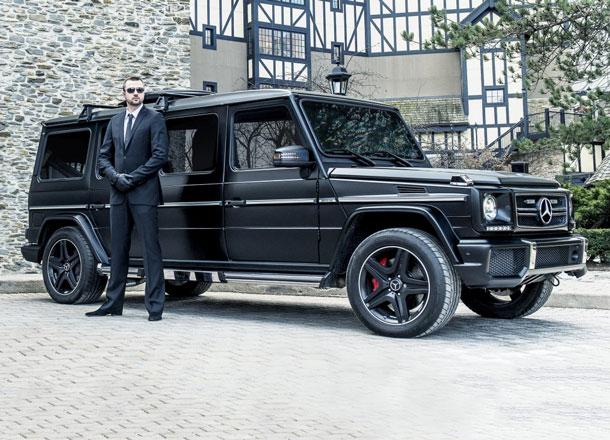 The 1 Million Mercedes Benz G63 Amg