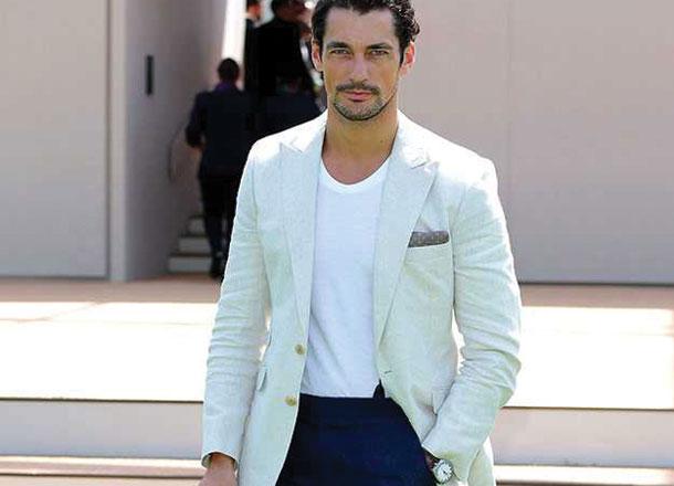 David Gandy Style Amp Fashion A Men S Essential Guide