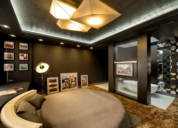 The Modern Footballer's Dream Apartment