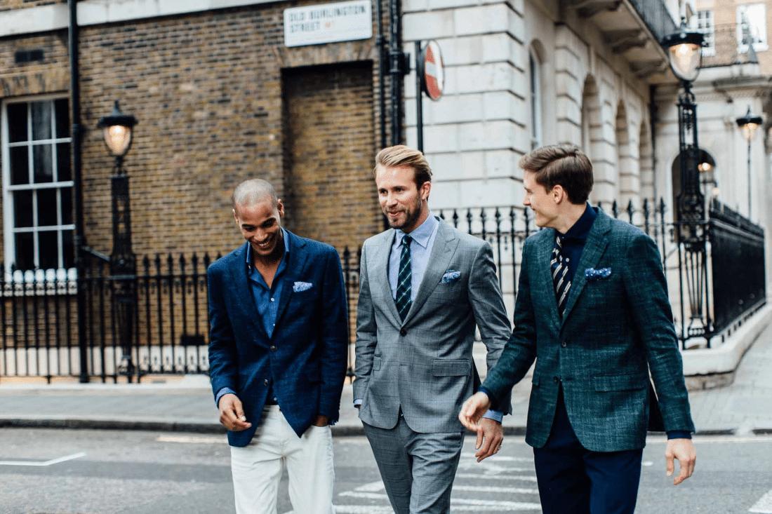 8 quy tắc một người đàn ông khéo mặc đẹp phải biết - 3