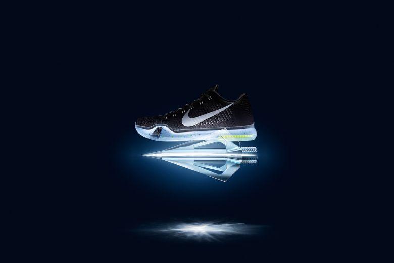 Showcasing The Future With NikeLab Kobe X Elite Low HTM